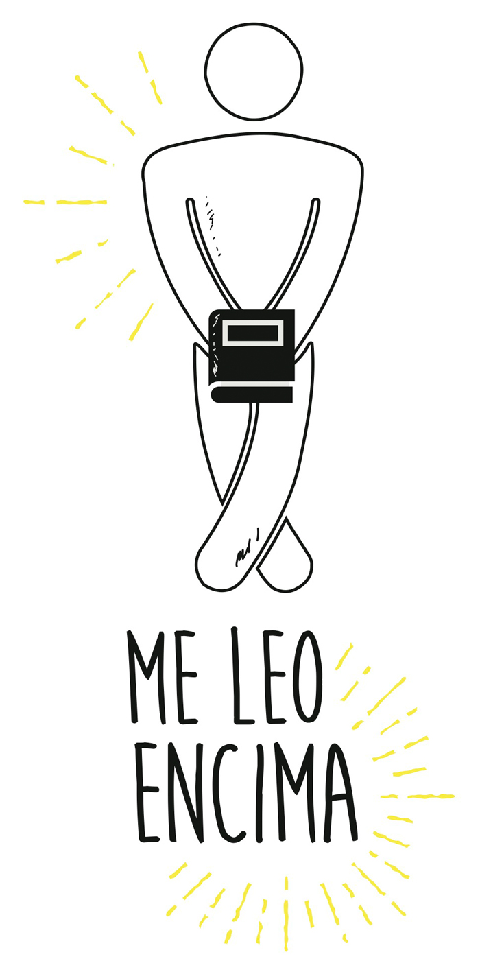 ME LEO ENCIMA